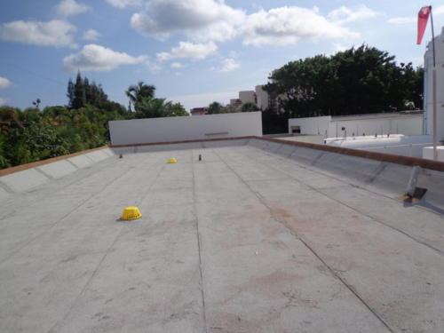 Water Treatment Plant - Re-roofing